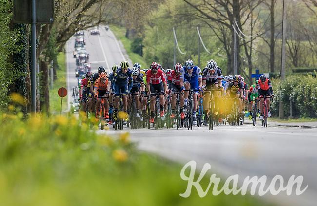 peloton<br /> <br /> 57th Brabantse Pijl - La Fl&egrave;che Braban&ccedil;onne (1.HC)<br /> 1 Day Race: Leuven &rsaquo; Overijse (197km)