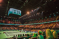 ABN AMRO World Tennis Tournament, Rotterdam, The Netherlands, 18 Februari, 2017<br /> Photo: Henk Koster