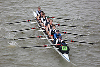 Crew: 25   Hills Road (Cantabrigian)   School first 8<br /> <br /> Schools' Head of the River 2018<br /> <br /> To purchase this photo, or to see pricing information for Prints and Downloads, click the blue 'Add to Cart' button at the top-right of the page.