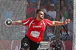 Glasgow 2014 Commonwealth Games<br /> Aled Davies (Wales) competing in the Men's Para-Sport Discus Throw.<br /> Hampden Park<br /> 28.07.14<br /> &copy;Steve Pope-SPORTINGWALES