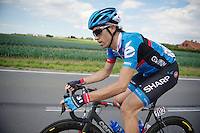 Koldo Fernandez (ESP)<br /> <br /> Eneco Tour 2013<br /> stage 1: Koksijde - Ardooie (175km)