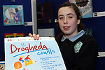Anna Kate Collins at the Drogheda Count Presentation in Drogheda Library...(Photo credit should read Jenny Matthews/NEWSFILE)...