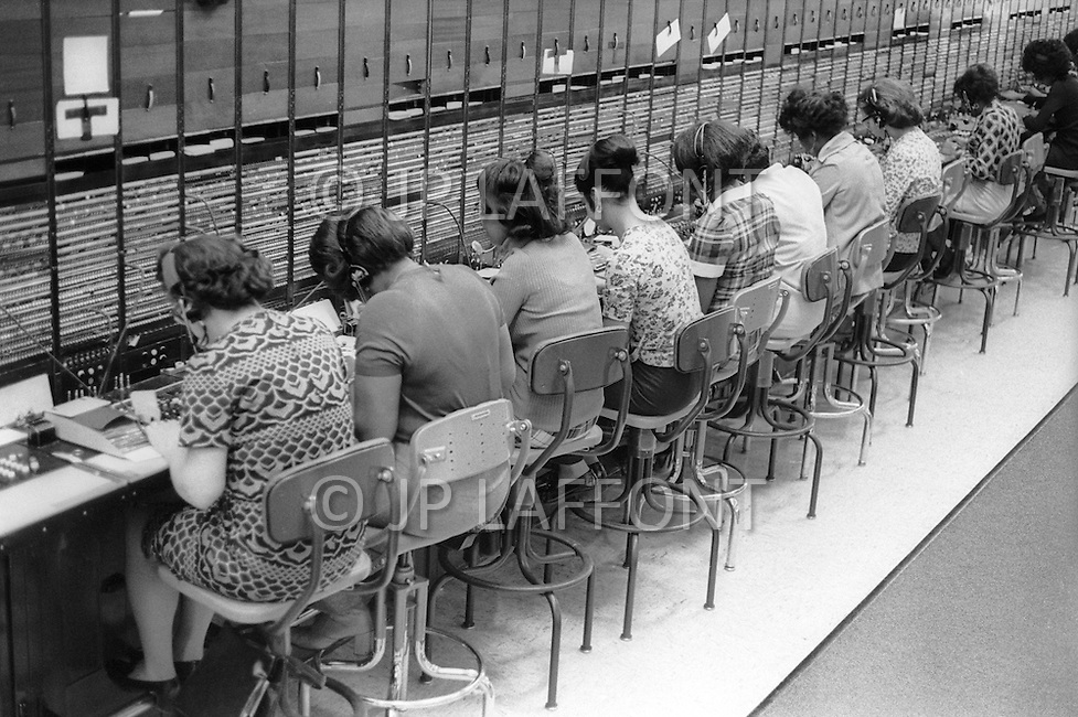 Brooklyn, New York City, NY. April,1974.<br />