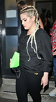 Kelly Osbourne at the HENI Gallery x Adidas &quot;Prouder&quot; project private view &amp; party, HENI Gallery, Lexington Street, London, England, UK, on Tuesday 03 July 2018.<br /> CAP/CAN<br /> &copy;CAN/Capital Pictures