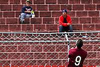 SÃO PAULO,SP,27 JULHO 2013 - COPA PAULISTA - AUDAX x JUVENTUS - Pedro Rocha jogador do Juventus durante partida entre Audax x Juventus  em jogo válido pela 04º rodada da Copa Paulista no Estádio do Nacional na manhã deste sabado.FOTO ALE VIANNA - BRAZIL PHOTO PRESS.