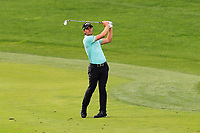 Haydn Porteous (RSA) on the 9th fairway during Round 4 of the D+D Real Czech Masters at the Albatross Golf Resort, Prague, Czech Rep. 03/09/2017<br /> Picture: Golffile   Thos Caffrey<br /> <br /> <br /> All photo usage must carry mandatory copyright credit     (&copy; Golffile   Thos Caffrey)