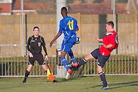 Sussex County FA (0) v Liverpool County FA (3)