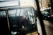 Sarajevo 09.12.2009 Bosnia and Herzegovina<br /> Bosnia and Herzegovina for many years dreamed to be adopted into the European Union. On the streets, everybody can see young and old people who looks like Europeans. Streets in the city center are also similar to European cities. Unfortunately, all people in BiH know that political disagreement between warring nationalities in the parliament does not help them to be accepted into the EU.<br /> Photo: Adam Lach / Newsweek Polska / Napo Images<br /> <br /> BiH od wielu lat marzy by przyjeto ja do UE. NA ulicach widac mlodych i starszych ludzi ktory wygladaja jak europejczycy. Ulice w centrum miasta sa rownie podobne do miast europejskich. Niestety wewnetrznie wszyscy wiedza ze polityczna niezgoda pomiedzy zwasnionymi narodowosciami w parlamencie nie pomaga im na to bby przystapic do UE<br /> Photo: Adam Lach /  Newsweek Polska / Napo Images