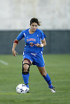 29 October 2004: Kelsey Archuleta. Kansas defeated Iowa State 4-0 in Lawrence, KS to clinch the Big XII Conference Womens Soccer Championship..