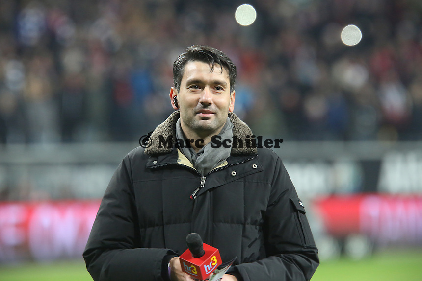 Verabschiedung Oka Nikolov - Eintracht Frankfurt vs. FC Augsburg