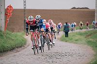 Mads PEDERSEN (DEN/Trek-Segafredo)<br /> <br /> 74th Omloop Het Nieuwsblad 2019 <br /> Gent to Ninove (BEL): 200km<br /> <br /> ©kramon