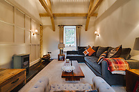 BNPS.co.uk (01202 558833)<br /> Pic: McCartneys/BNPS<br /> <br /> An idyllic country home that was once home to world-famous fashion designer Laura Ashley has emerged for sale for £1.8m.<br /> <br /> Rhyldoldog House is nestled on a picturesque 49 acre plot at the heart of the Elan Valley in Wales.<br /> <br /> The mansion enjoys breathtaking views over rolling countryside and looks set to attract buyers who are eager to escape from busy city life.