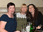 Martina Johnson, Andrina Doggett and Sharon Lenehan at the Rock Night For Rory in the Thatch. Photo:Colin Bell/pressphotos.ie