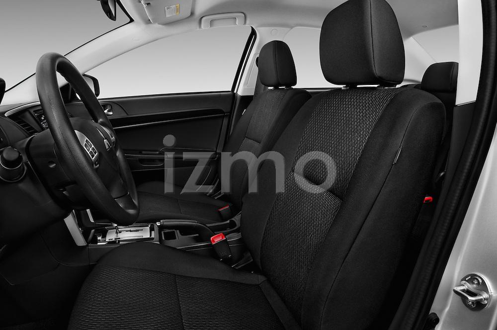 Front seat view of 2016 Mitsubishi Lancer ES-CVT 4 Door Sedan Front Seat  car photos