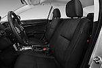 Front seat view of 2016 Mitsubishi Lancer ES-CVT 4 Door Sedan Front Seat  car photos