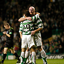 21/09/2005         Copyright Pic : James Stewart.File Name : _DSC3576.JOHN HARTSON CELEBRATES AFTER HEADING HOME THE WINNNER.Payments to :.James Stewart Photo Agency 19 Carronlea Drive, Falkirk. FK2 8DN      Vat Reg No. 607 6932 25.Office     : +44 (0)1324 570906     .Mobile   : +44 (0)7721 416997.Fax         : +44 (0)1324 570906.E-mail  :  jim@jspa.co.uk.If you require further information then contact Jim Stewart on any of the numbers above.........