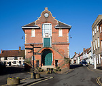 The Shire hall, Woodbridge, Sufolk, England