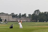 Thomas Elissalde (France) on the Final Day of the International European Amateur Championship 2012 at Carton House, 11/8/12...(Photo credit should read Jenny Matthews/Golffile)...