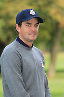 Keegan Bradley (USA) at the USA Team photo shoot during Monday's Practice Day of the 39th Ryder Cup at Medinah Country Club, Chicago, Illinois 25th September 2012 (Photo Eoin Clarke/www.golffile.ie)