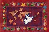 Isabella, CHRISTMAS SYMBOLS, corporate, paintings(ITKE501051,#XX#) Symbole, Weihnachten, Geschäft, símbolos, Navidad, corporativos, illustrations, pinturas