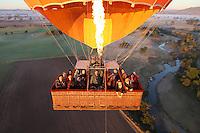 20140807 August 07 Hot Air Balloon Gold Coast