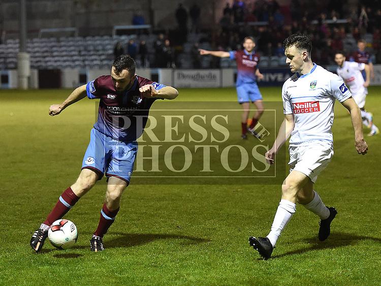 Drogheda United Colm Deasy. Photo:Colin Bell/pressphotos.ie