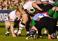 Twickenham. GREAT BRITAIN, Saints, flanker and captain, Darren FOX, during the, Guinness Premiership game between, NEC Harlequins and Northamption Saints, on Sat., 04/11/2006, played at the Twickenham Stoop, England. Photo, Peter Spurrier/Intersport-images].....