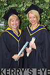 Anne Sparks and Maura Collins From Abbeyfeale who graduated with a Bachelor of Science (Honours) in Nursing at the Autumn graduations which took place at the Brandon hotel on Friday.