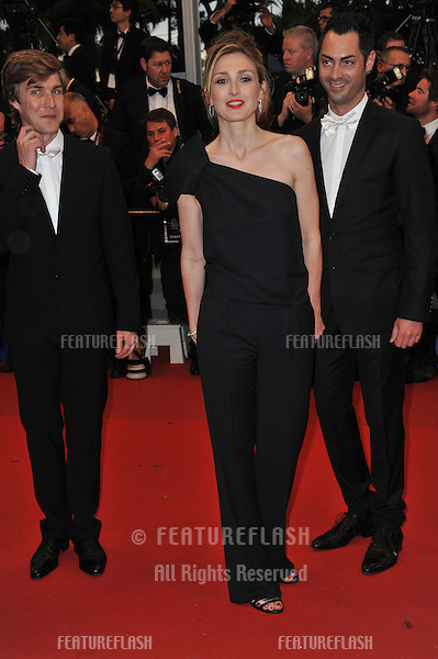 "Clotilde Courau at the gala screening of ""Cosmopolis"" in competition at the 65th Festival de Cannes..May 25, 2012  Cannes, France.Picture: Paul Smith / Featureflash"