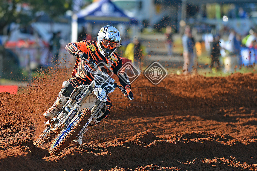 Jesse Dobson / Husqvarna<br /> 2015 MX Nationals / Round 4 / MX1<br /> Australian Motocross Championships<br /> Murray Bridge SA Sunday 17 May 2015<br /> &copy; Sport the library / Jeff Crow