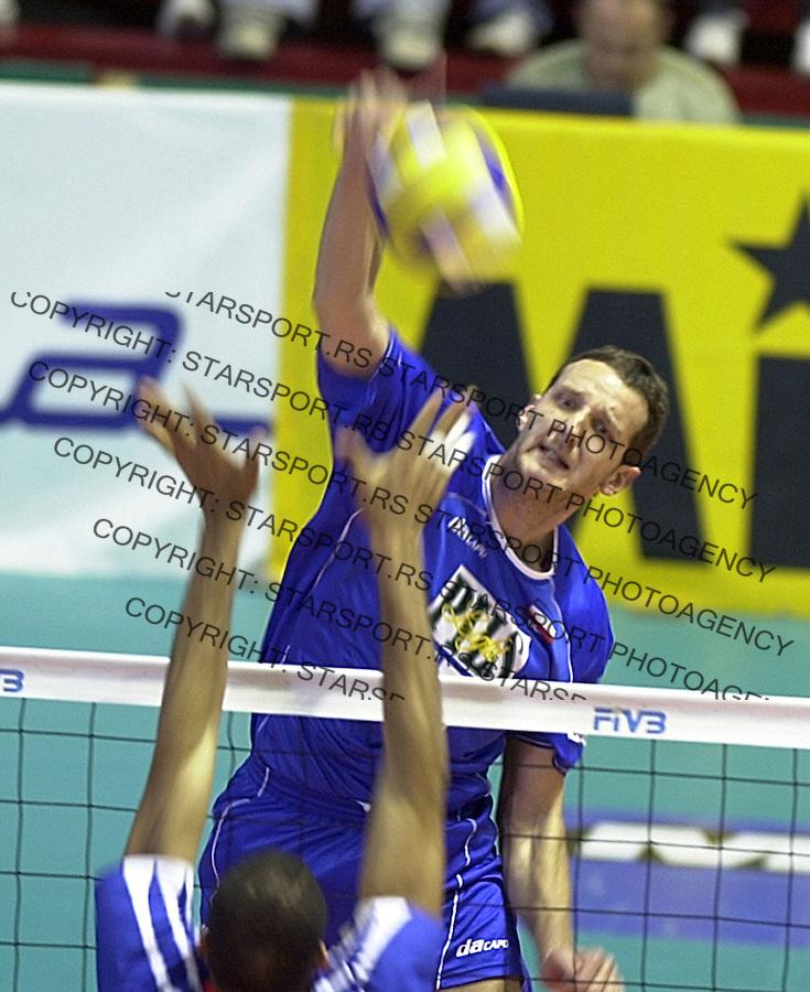 SPORT ODBOJKA SCG KUBA 20.06.2004. Foto: Pedja Milosavljevic Markovic<br />