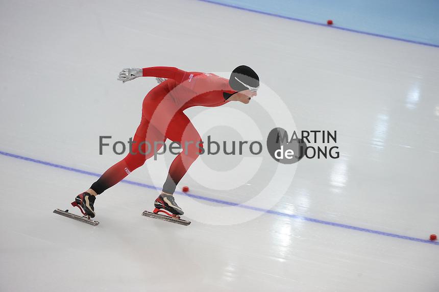 OLYMPICS: SOCHI: Adler Arena, 15-02-2014, Men's 1500m, Sverre Lunde Pedersen (NOR), ©photo Martin de Jong