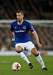 Morgan Schneiderlin of Everton  during the Europa League Group E match at Goodison Park Stadium, Liverpool. Picture date: September 28th 2017. Picture credit should read: Simon Bellis/Sportimage