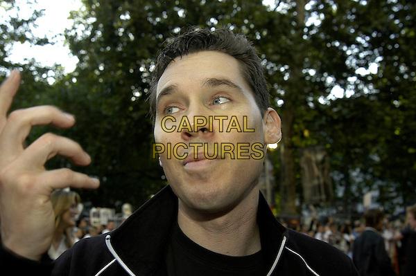 "BRYAN SINGER.""Superman Returns"" UK film premiere, Odeon Leicester Square, London, UK..July 13th, 2006.Ref: IA.headshot portrait .www.capitalpictures.com.sales@capitalpictures.com.©Ian Allis/Capital Pictures."