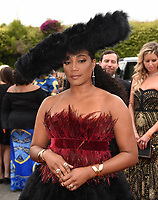 SANTA MONICA - JUNE 1: Tiffany Haddish attend the 3rd Annual Wearable Art Gala at Barker Hangar on June 1, 2019 in Santa Monica, California. (Photo by Frank Micelotta/PictureGroup)