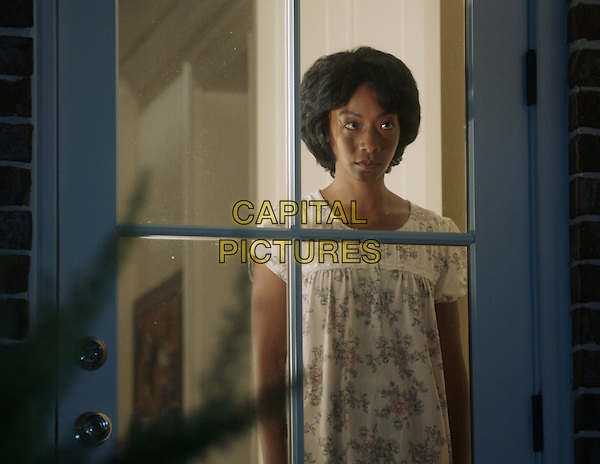 Get Out (2017) <br /> Betty Gabriel<br /> *Filmstill - Editorial Use Only*<br /> CAP/FB<br /> Image supplied by Capital Pictures