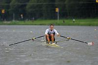 Amsterdam, NETHERLANDS, TUR BM1X,  2011 FISA U23 World Rowing Championships, Wednesday, 20/07/2011 [Mandatory credit:  Intersport Images]