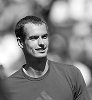 Andy Murray (4) GBR..Tennis - Grand Slam - French Open- Roland Garros - Paris - Sat May 26th 2012..© AMN Images, 30, Cleveland Street, London, W1T 4JD.Tel - +44 20 7907 6387.mfrey@advantagemedianet.com.www.amnimages.photoshelter.com.www.advantagemedianet.com.www.tennishead.net