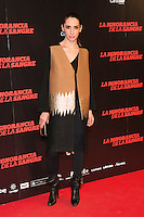 "Nur Levi attends ""La Ignorancia de la Sangre"" Premiere at Capitol Cinema in Madrid, Spain. November 13, 2014. (ALTERPHOTOS/Carlos Dafonte) /NortePhoto nortephoto@gmail.com"