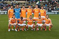 Houston Dynamo Starting Eleven. The San Jose Earthquakes defeated the Houston Dynamo 2-0 at Buck Shaw Stadium in Santa Clara, California on June 4th, 2011.