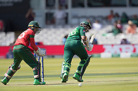 Imam-ul-Haq (Pakistan) glances off his legs during Pakistan vs Bangladesh, ICC World Cup Cricket at Lord's Cricket Ground on 5th July 2019