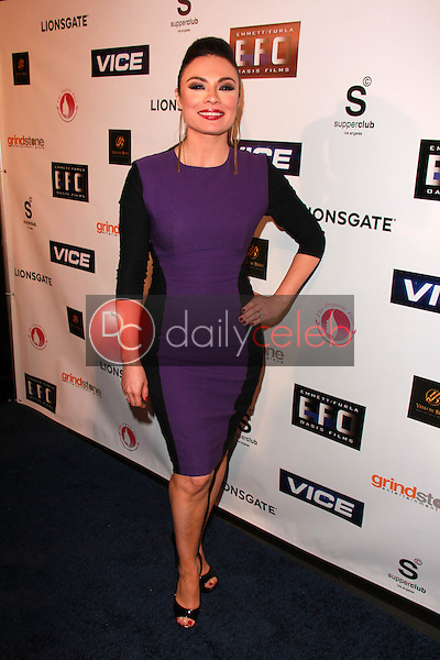 Lilly Melgar<br />