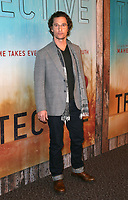 LOS ANGELES, CA - JANUARY 10: Matthew McConaughey at the Los Angeles Premiere of HBO's True Detective Season 3 at the Directors Guild Of America in Los Angeles, California on January 10, 2019.   <br /> CAP/MPI/FS<br /> ©FS/MPI/Capital Pictures