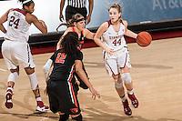 Stanford, CA; Sunday January 8, 2017;  Women's Basketball vs Oregon State; Final score Stanford 69, Oregon State 72