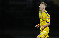 Bolton Wanderers' Ali Crawford celebrates scoring the opening goal <br /> <br /> Photographer Kevin Barnes/CameraSport<br /> <br /> EFL Leasing.com Trophy - Northern Section - Group F - Rochdale v Bolton Wanderers - Tuesday 1st October 2019  - University of Bolton Stadium - Bolton<br />  <br /> World Copyright © 2018 CameraSport. All rights reserved. 43 Linden Ave. Countesthorpe. Leicester. England. LE8 5PG - Tel: +44 (0) 116 277 4147 - admin@camerasport.com - www.camerasport.com