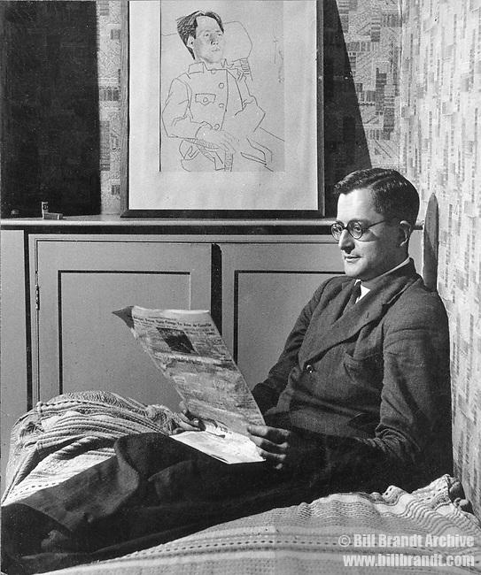 William Empson, 1940