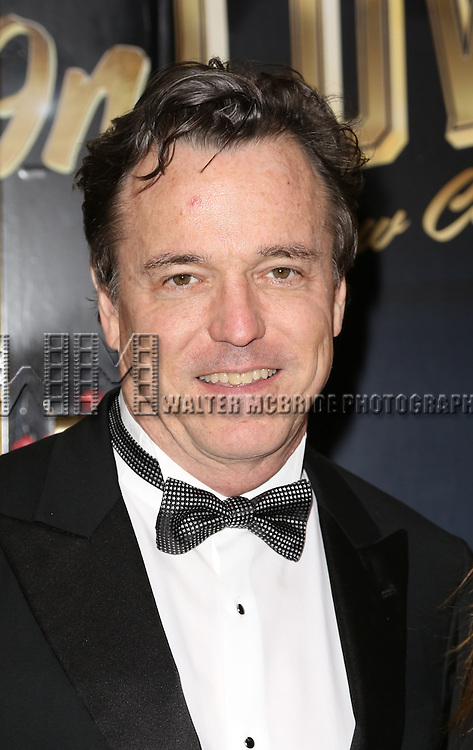 Derek McLane attends the Broadway Opening Night Performance of  'Living on Love'  at  The Longacre Theatre on April 20, 2015 in New York City.
