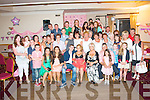 21ST PARTY: Nadia Bayoudhi, St Brendan's Pk, Tralee (seated centre) had a fab night in the Kerin's O'Rahilly's GAA clubhouse, Tralee celebrating her 21st birthday along with many friends and family.
