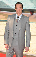 James D'Arcy at the &quot;Dunkirk&quot; world film premiere, Odeon Leicester Square cinema, Leicester Square, London, England, UK, on Thursday 13 July 2017.<br /> CAP/CAN<br /> &copy;CAN/Capital Pictures /MediaPunch ***NORTH AND SOUTH AMERICAS ONLY***
