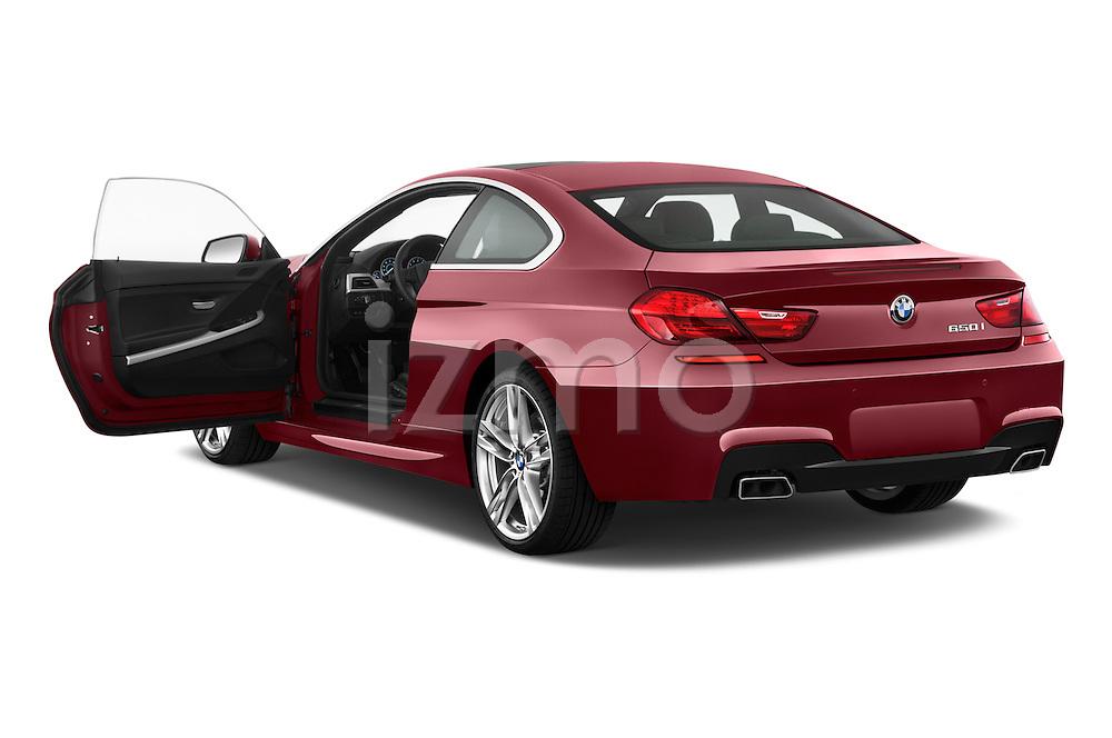 Car images of 2016 BMW 6 Series 650i 3 Door Coupe Doors